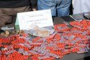Casablanca :  2.414 comprimés psychotropes saisis chez des trafiquants