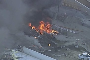 Australie : 5 morts dans le crash d'un avion sur un centre commercial (Vidéo)