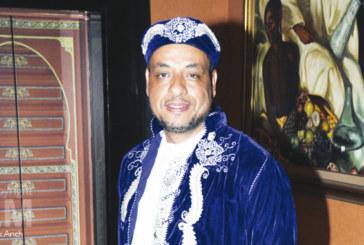 Bachir Ouakine pour la première fois dans le rôle de commissaire divisionnaire