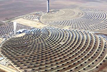 Energie solaire (CSP) : La centrale tour sera opérationnelle fin octobre