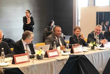 Le comité de pilotage de la COP22 initie la présidence montante