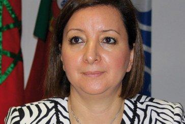Majida Maârouf: «Le cadre juridique est dans le circuit»