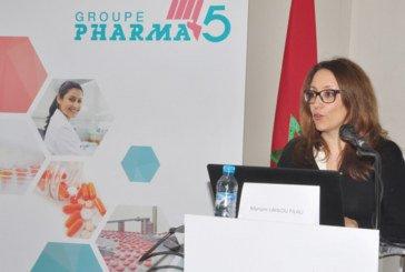 Pharma 5 lance un nouveau médicament contre l'hépatite B