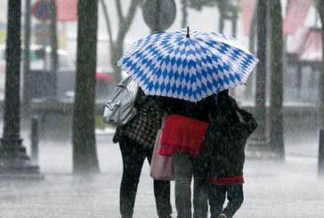 Alerte météo : De fortes averses orageuses et des chutes de grêle sur plusieurs régions
