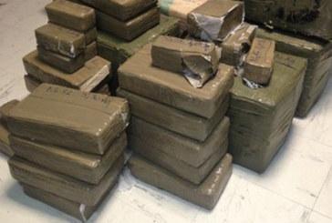 Espagne : saisie de 2,7 tonnes de haschich, 15 personnes arrêtées