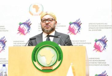 Jeunesse africaine : La vision royale