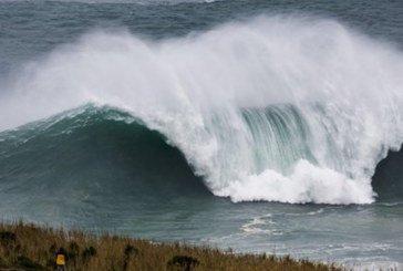 Vidéo : Les grosses vagues sont de retour à Casablanca