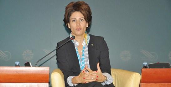 Athlétisme : Nouvelle nomination pour Nezha Bidouane