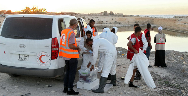 Libye: 27 migrants retrouvés morts