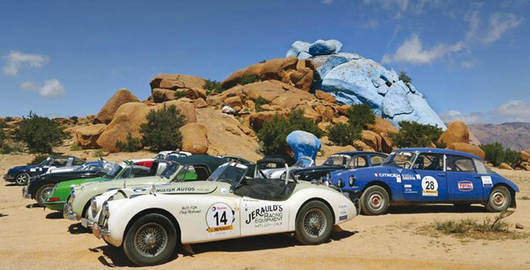 Rallye Maroc Classic: Plus de 60 équipages et 17 épreuves