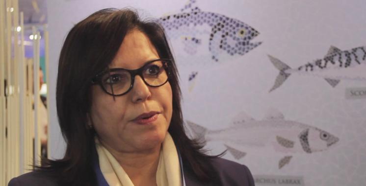 Zakia Driouich : Le secteur de la pêche  maritime a atteint «le stade de la maturité»