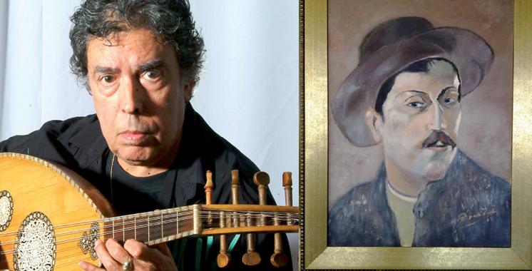 Abdelwahab Doukkali: «Depuis plus de trente ans, je suis aussi peintre portraitiste»