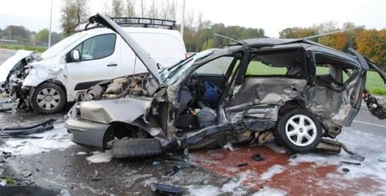 Accidents de la circulation en périmètre urbain : 15 morts en une semaine