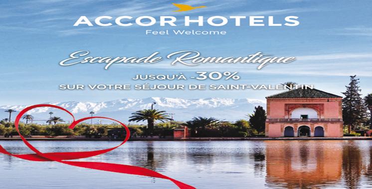 Accord Hotels décline l'amour  sous plusieurs thèmes