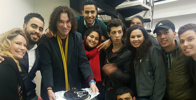 Casablanca : Ahmed Ghayet présente son ouvrage «Demain sera eux»
