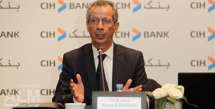 CIH Bank : hausse de 3,2 % du PNB consolidé en 2016