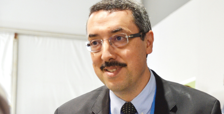Anouar Benazzouz élu vice-président de l'International Road Federation