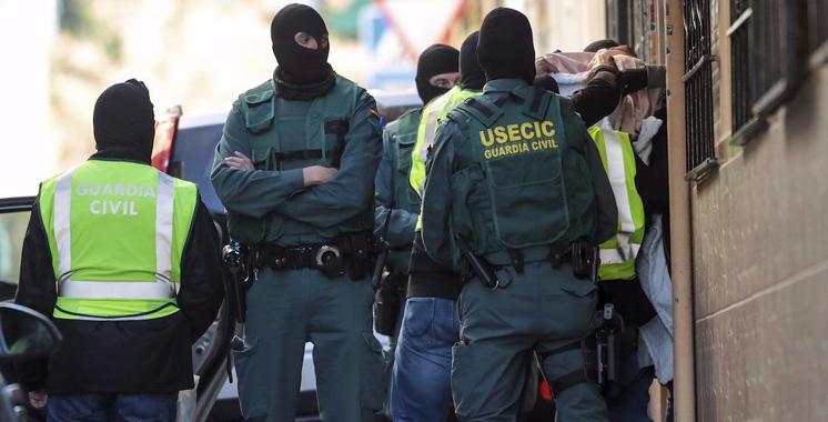 Barcelone : Arrestation de deux Marocain liés à Daech