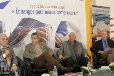 Casablanca : Présentation du livre «Le Maghreb, des origines à nos jours : Vision 2050»