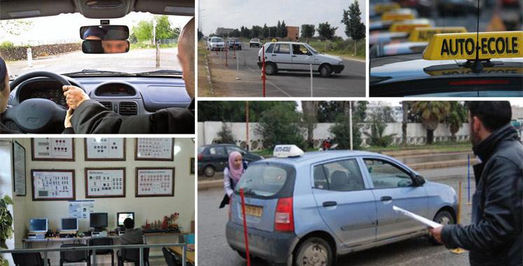 Grand nettoyage dans les auto-écoles