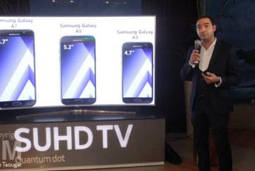 Samsung lance son nouveau Galaxy A