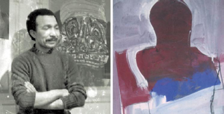 Exposition posthume: Quand la douleur s'exprime sur les toiles d'Aziz Abou Ali