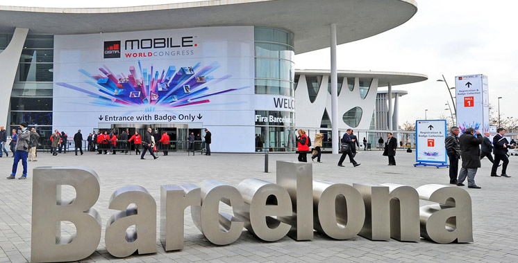 5ème participation marocaine au Salon Mobile World Congress à Barcelone
