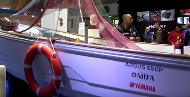 Agadir : Bientôt une usine de fabrication de barque en fibre en verre