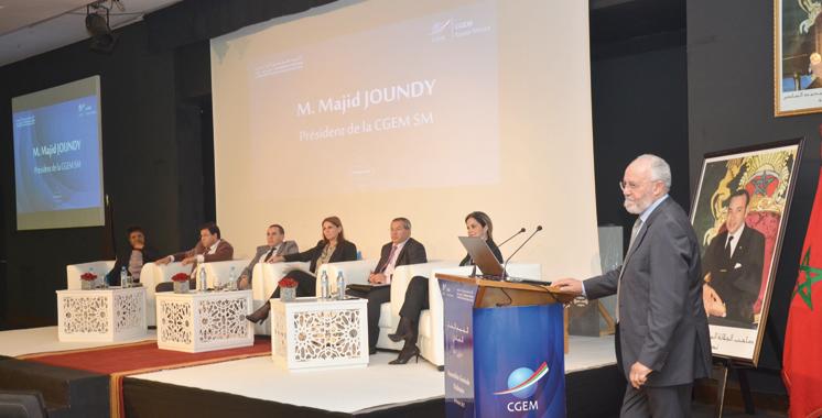 CGEM Souss-Massa: Le Plan de développement régional présenté au patronat