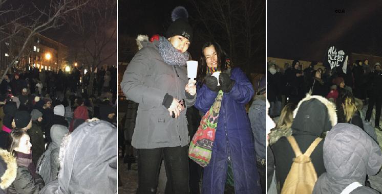 Attentat de Québec: Condamnations unanimes et élan de solidarité  à travers le Canada