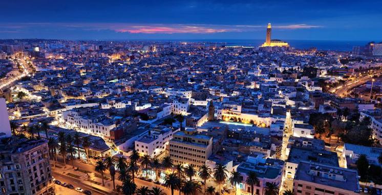 Casablanca lance son schéma directeur d'aménagement lumière