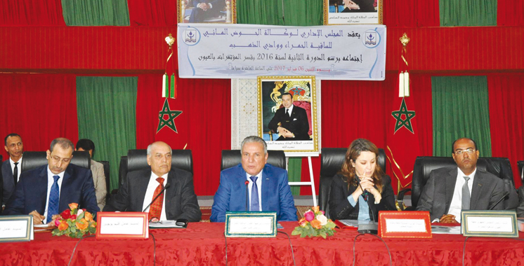 263 millions DH pour protéger Laâyoune contre les inondations