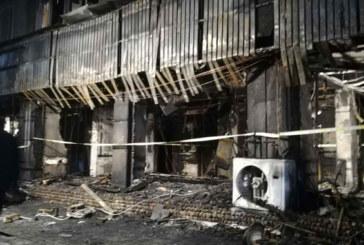 Chine : 18 morts dans un incendie dans un salon de massage