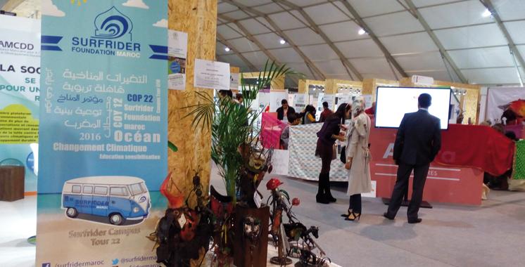 Climate Chance : Agadir accueille le 2ème sommet mondial des acteurs non-étatiques