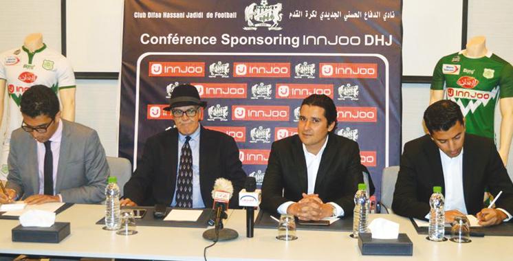 Le DHJ dévoile son nouveau sponsor