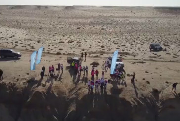 Vidéo : L'aventure continue pour les raideuses de la Sahraouiya à Dakhla