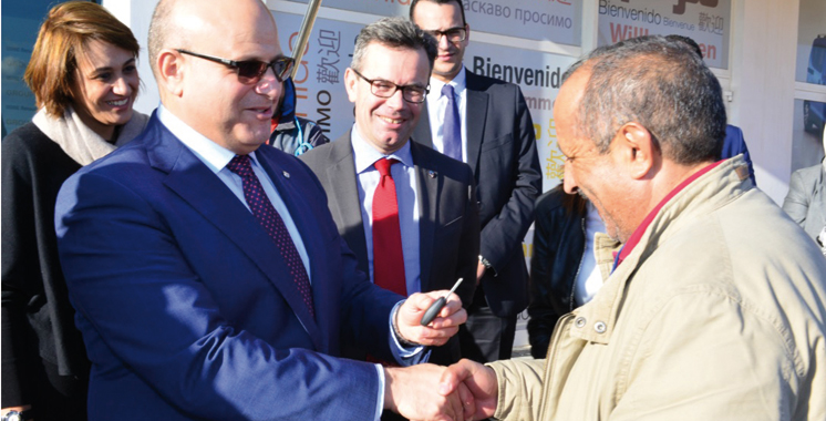 Dons: Le Groupe Renault Maroc renforce son partenariat avec la Fondation «l'Heure Joyeuse»
