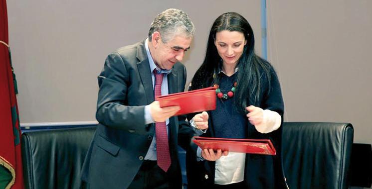 Droits des enfants: Le CNDH et l'Unicef signent un plan d'action conjoint