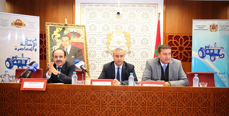 Amazigh : Le projet de loi «est un retour en arrière» selon Omari
