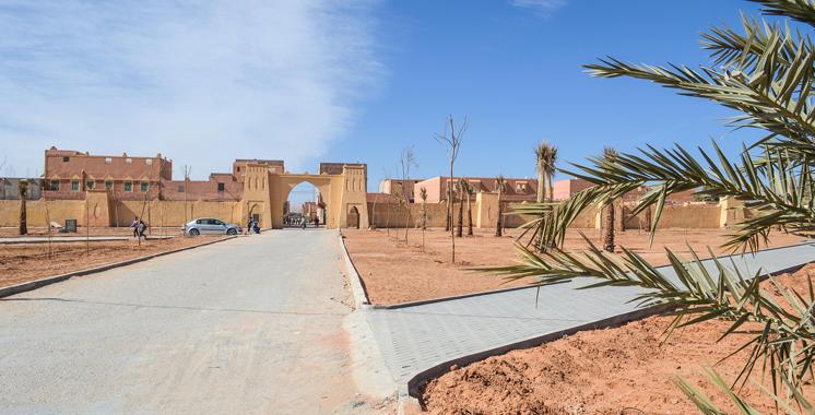 La ville d'Errachidia s'apprête à fêter son centenaire