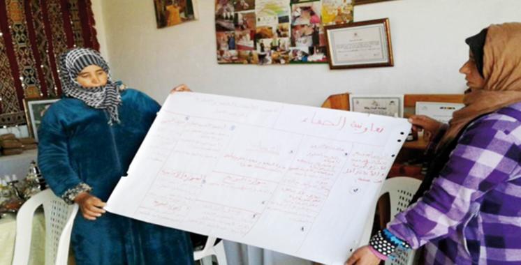 Empowering Women in the Atlas: Le projet atteint sa deuxième phase