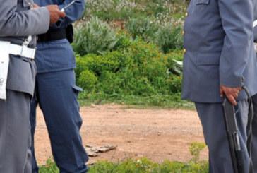 Beni Mellal : Un gendarme blessé à coup de hache
