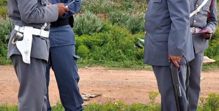 Arrestation de rêveurs d'Eldorado, de passeurs et d'éléments des forces auxiliaires