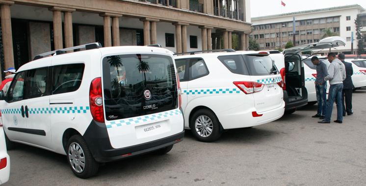 Taxis : 35% du parc renouvelés