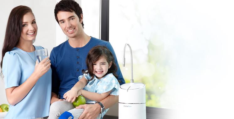 «HomePure», un système de filtration d'eau de plus en plus utilisé par les Marocains