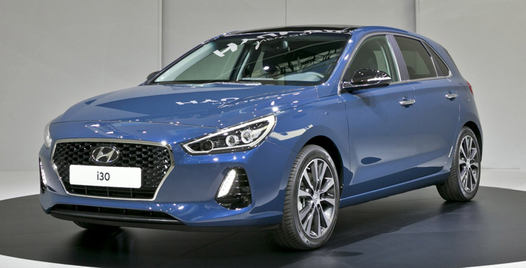 IF Design Awards: La nouvelle Hyundai i30 rafle le prix