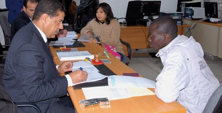 2ème phase de la régularisation des migrants :  Plus de 25.000 demandes recensées