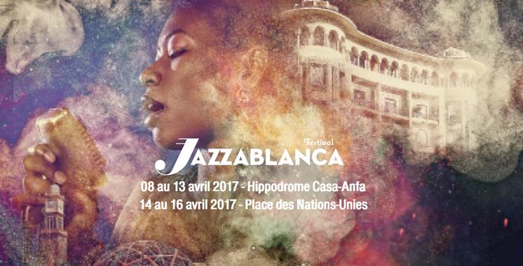 Musique : Jazzablanca revient en Avril
