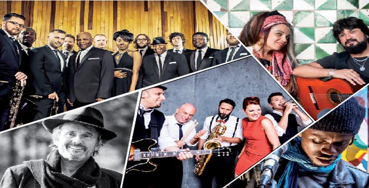 Jazzablanca : Un plateau de choix au menu de la 12ème édition