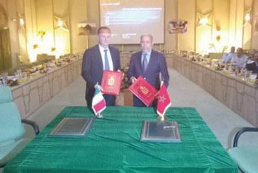 Laâyoune s'ouvre au monde: Elle vient de renouveler son jumelage avec la ville italienne de Sorrente